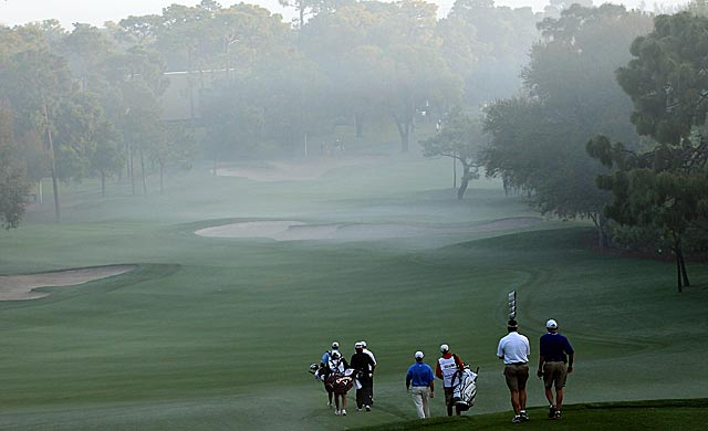 Players like Innisbrook, partly because it doesn't really look like Florida. (Getty Images)