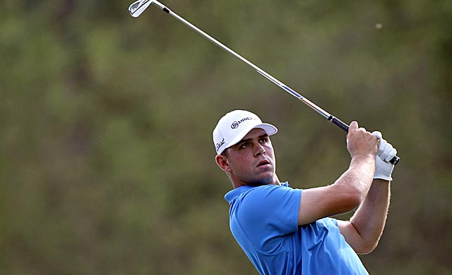 Gary Woodland won at Innisbrook last year in a field not as strong as 2012's. (Getty Images)
