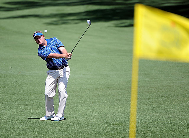 After trimming down, Pettersson struggled in '09 with how the weight loss affected his swing. (Getty Images)