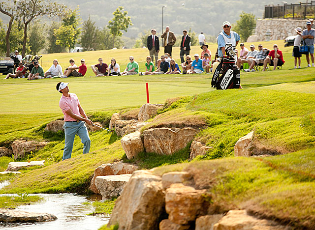 TPC San Antonio is ranked 50th of the 52 venues in a player poll released this year. (Getty Images)