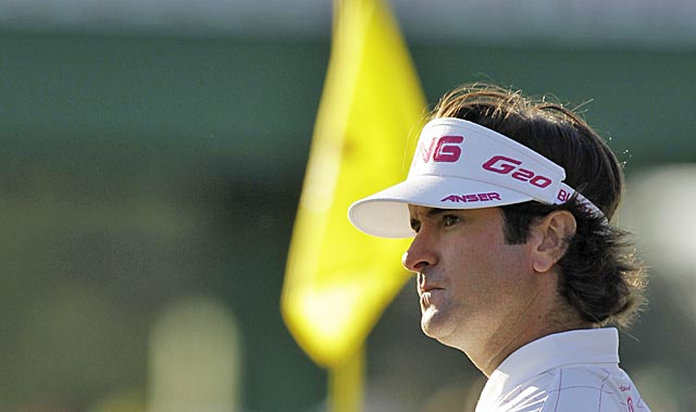 Bubba Watson says his Masters title proves 'everybody has a chance,' but there's more to the story. (AP)