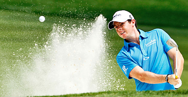 World No. 1 Rory McIlroy will have his ranking to defend while looking for a Players title. (Getty Images)