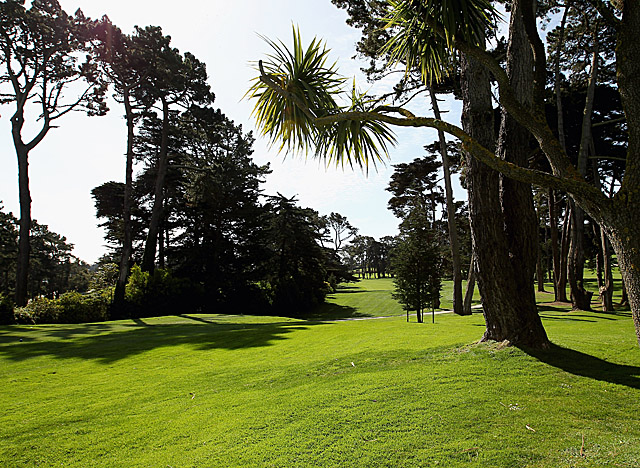 No. 16 isn't the only par-5 at Olympic Club that will likely prove punishing this week. (Getty Images)