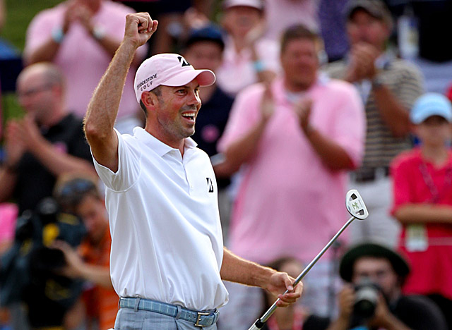 Kuchar enters the week among the favorites, having already won the 2012 Players title. (Getty Images)