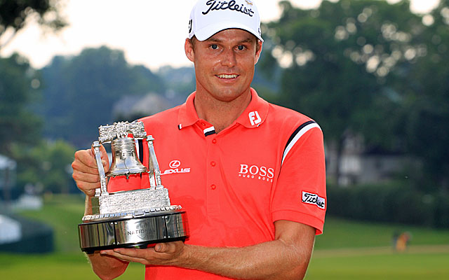 Nick Watney took over the money list last year with his win at this event. (Getty Images)