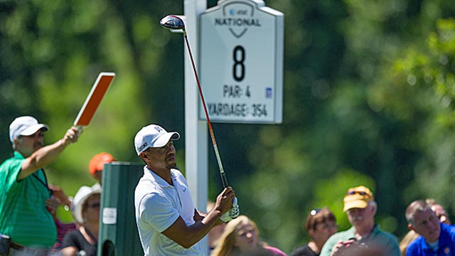 Tiger has raised his game to being on par with the best if not consistently dominating them. (AP)