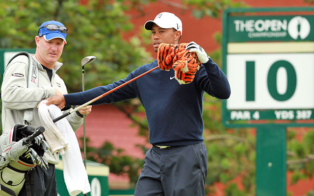 Tiger Woods' roller-coaster season could be back on the upswing at just the right time. (Getty Images)