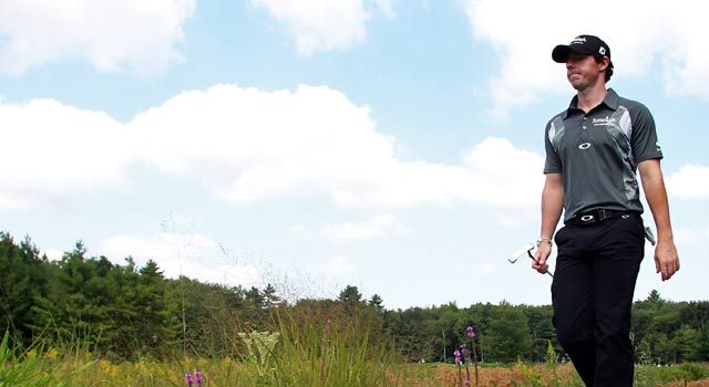 'Everything seemed to work pretty well out there,' Rory McIlroy says. (Getty Images)
