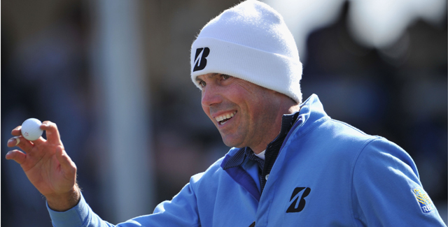 Despite winning Match Play, Matt Kuchar is No. 4 in Power Rankings. (Getty Images)