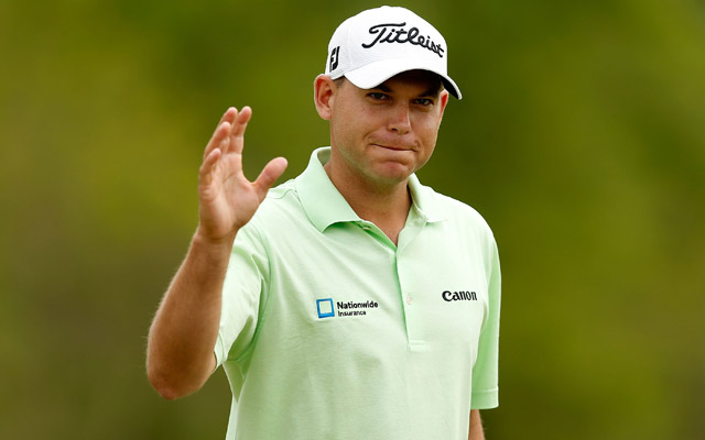 Bill Haas placed in the top 10 for the fifth time in eight tournaments last weekend. (Getty Images)