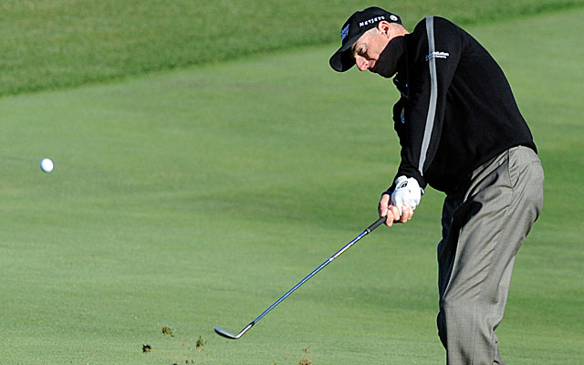 Jim Furyk is the sixth player in PGA Tour history to shoot a sub-60 round. (USATSI)
