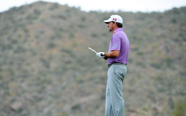 Graeme McDowell, down three with three holes to play, comes back to stun Gary Woodland. (Getty Images)