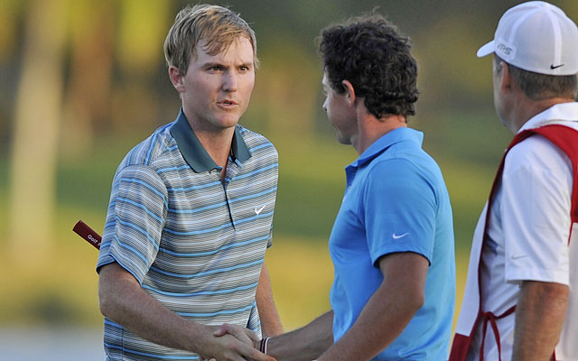 Russell Henley survives a rough final round at PGA National to earn his second career victory. (USATSI)