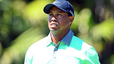 Tiger moves at WGC-Cadillac