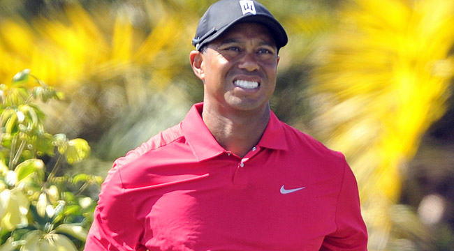 Are Tiger's days of feeling good over? (USATSI)