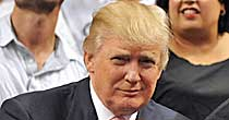 Donald Trump (USATSI)