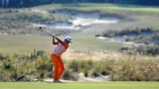Rickie Fowler 13th hole 650 (Getty Images)