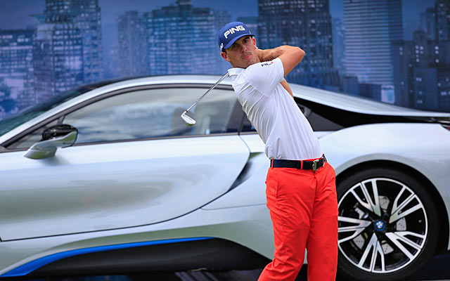 Horschel holds on to win BMW Championship, adds FedEx points - Golf, PGA Tour - CBSSports.com