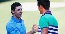 Rory McIlroy/Billy Horschel (Getty)