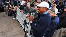 Porter: Tiger faces media