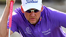 Honda Classic: Poulter tied