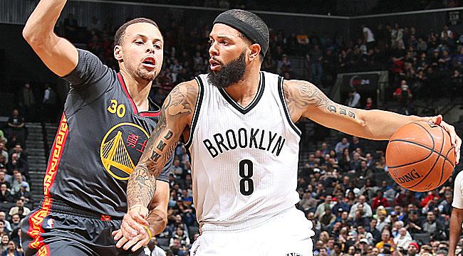 Live: Warriors-Nets