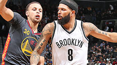 Live: Warriors-Nets