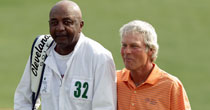 Ben Crenshaw and Carl Jackson (Getty)