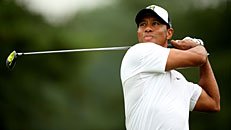 Live: Tiger at Greenbrier