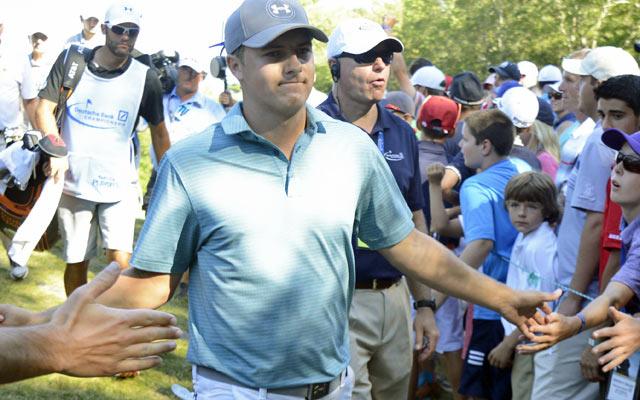 Spieth misses second straight cut; Hoffman leads at TPC Boston - Golf, PGA Tour - CBSSports.com