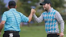US leads Presidents Cup