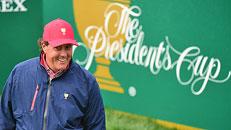 Porter: Presidents Cup recap