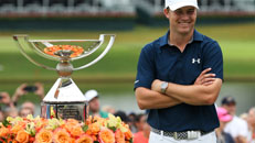 Spieth's remarkable year