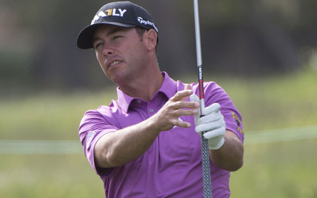 Chez Reavie has a one-shot lead after the first round at Pebble Beach. (USATSI)