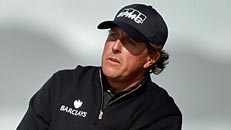 Mickelson in contention