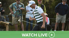 LIVE: Pebble Beach final round
