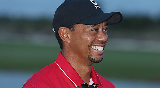 Masters trip sparked Tiger