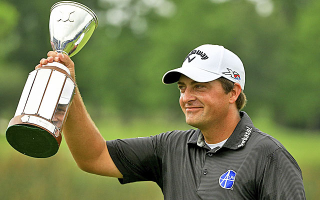 Brian Stuard wins for the first time on the PGA Tour. (USATSI)