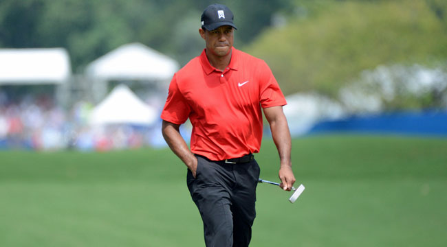 Pros weigh in on Tiger