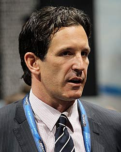 Shanahan keeps tweaking toward more open ice and a much more open game. (Getty Images)