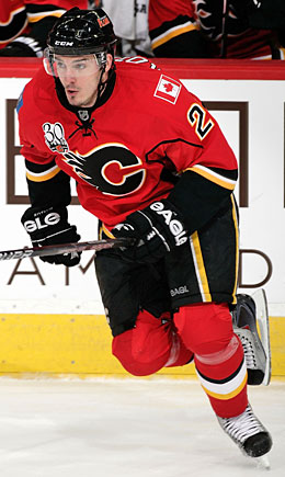 Ales Kotalik scored just 11 goals in 71 games with the Flames and Rangers last season. (Getty Images)