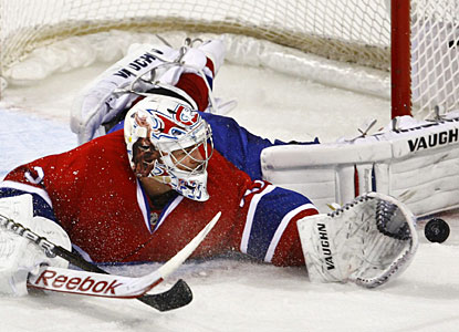 Montreal's Carey Price stops 35 shots for his second shutout this season and sixth for his career. (AP)
