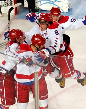 The Capitals are starting to fly again. After the Winter Classic, they have won five of six after an eight-game slide. (US Presswire)