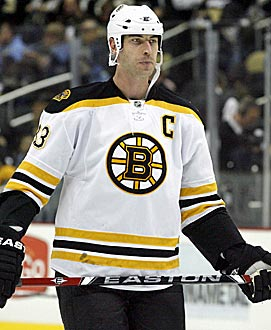 Zdeno Chara's clean discipline record was likely a factor in the NHL's decision. (Getty Images)