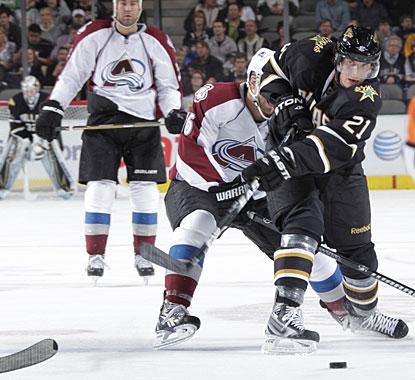 buy online a7a5b c92d4 NHL Recap - Colorado Avalanche at Dallas Stars - Apr 07, 2011