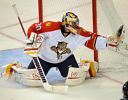 Scott Clemmensen leads Florida to a shutout against Dallas with 25 saves. (US Presswire)