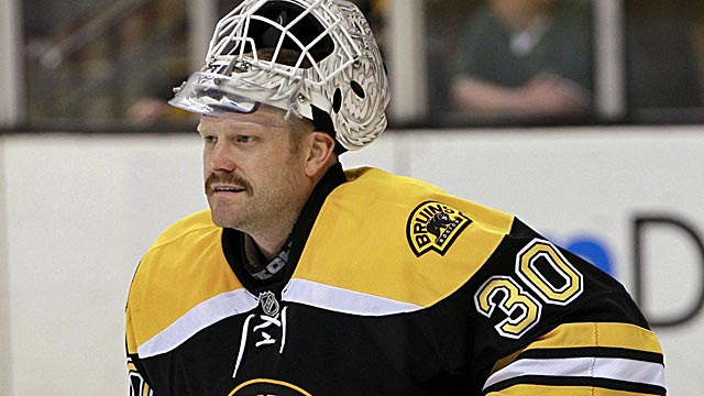 Bruins goalie Tim Thomas chose not to accompany his teammates to the White House. (US Presswire)