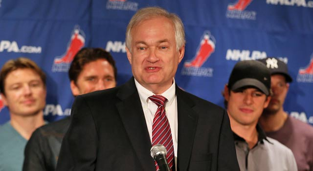 'The players very much want to reach an agreement,' union head Don Fehr says. (Getty Images)