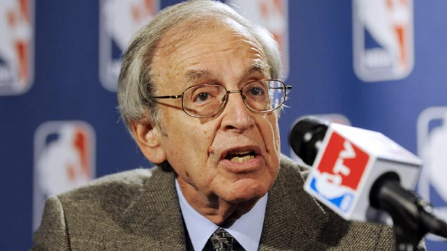 Federal mediator George Cohen helped settle the NBA labor stalemate. (AP)
