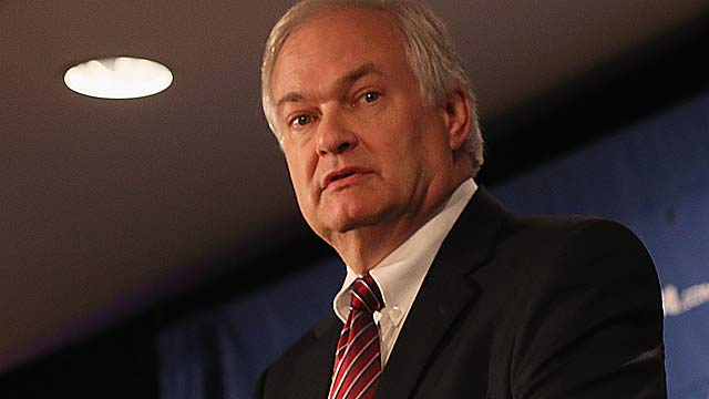 Donald Fehr says negotiations are further ahead than they were a week ago. (Getty Images)